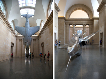 Two odd birds for Tate Britain